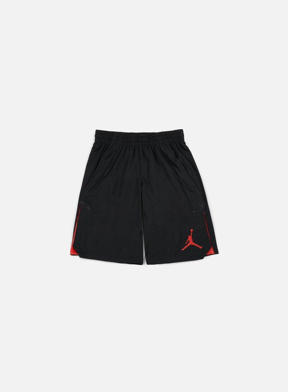 Jordan - 23 Alpha Knit Short, Gym Red/Black