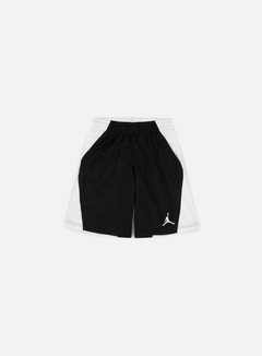 Jordan - Basketball Flight Short, Black/White 1