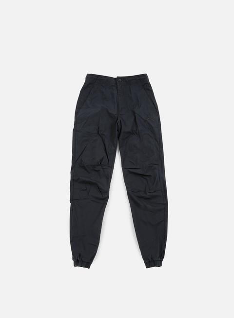 pantaloni jordan city pant black black