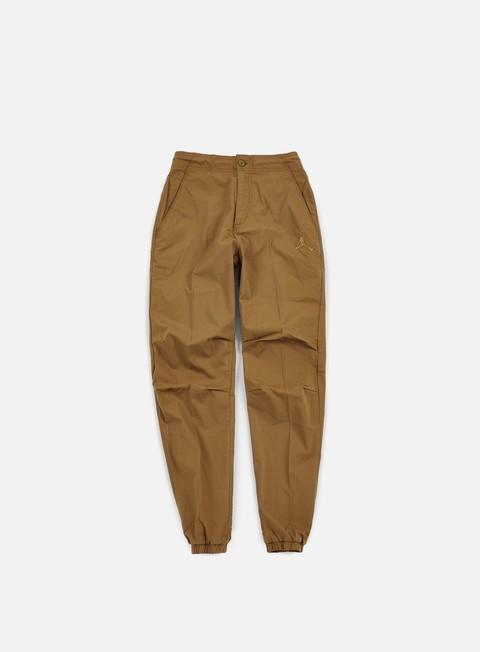 pantaloni jordan city pant golden beige