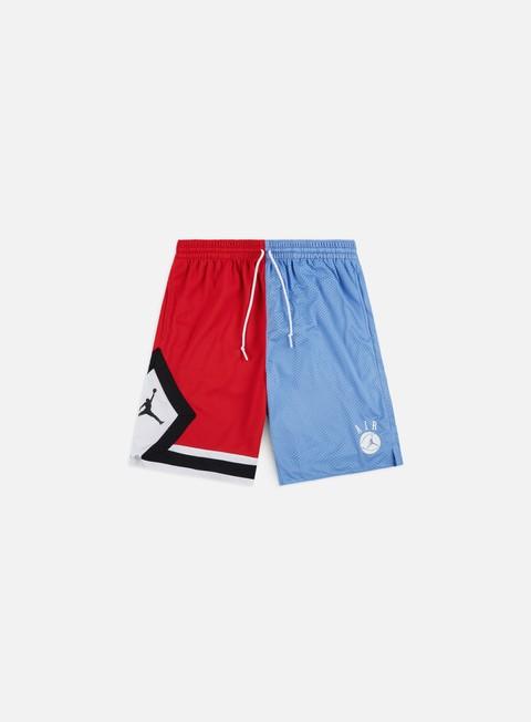 jordan blue and red shorts Shop