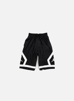 Jordan - Flight Diamond Short, Black/White 1