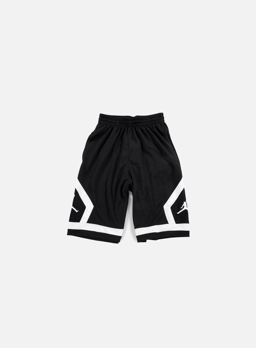 Jordan - Flight Diamond Short, Black/White