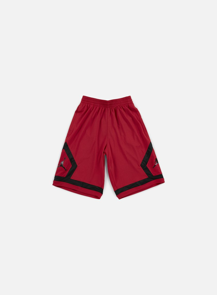 Jordan - Flight Diamond Short, Gym Red/Black
