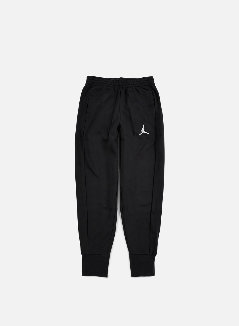 Jordan - Flight Fleece Pant, Black/White