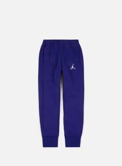 Jordan - Flight Fleece Pant, Deep Royal Blue/White