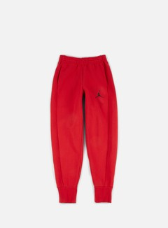 Jordan - Flight Fleece Pant, Gym Red/Black