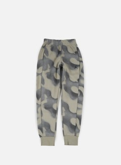 Jordan - Flight Fleece Pant, River Rock/Dark Stucco