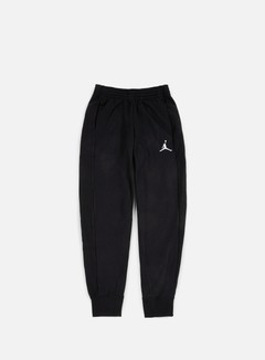 Jordan - Flight Lite Pant, Black/White 1