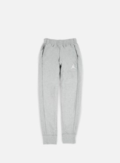 Jordan - Flight Lite Pant, Dark Grey Heather/White