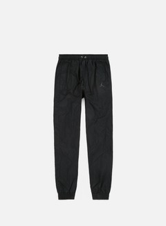 Jordan - JSW Diamond Track Pant, Black/Black/Dark Smoke Grey