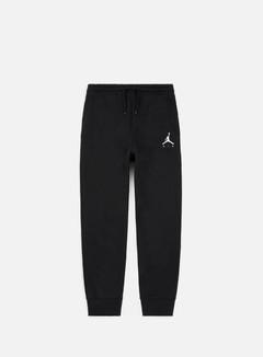 Jordan - Jumpman Fleece Pant, Black/White