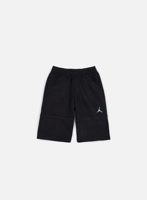 pantaloni jordan pinnacle short black