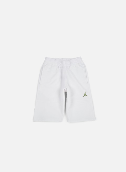 pantaloni jordan pinnacle short white