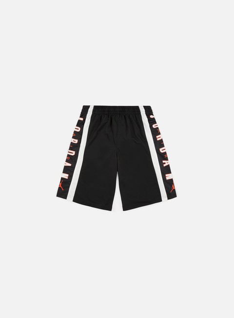 pantaloni jordan rise 3 short black infrared23