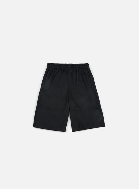 pantaloni jordan rise solid short black black
