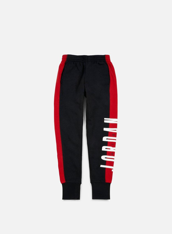 Jordan - Seasonal Graphic Pant, Black/White