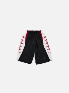 Jordan - Takeover Short, Black/Gym Red 1