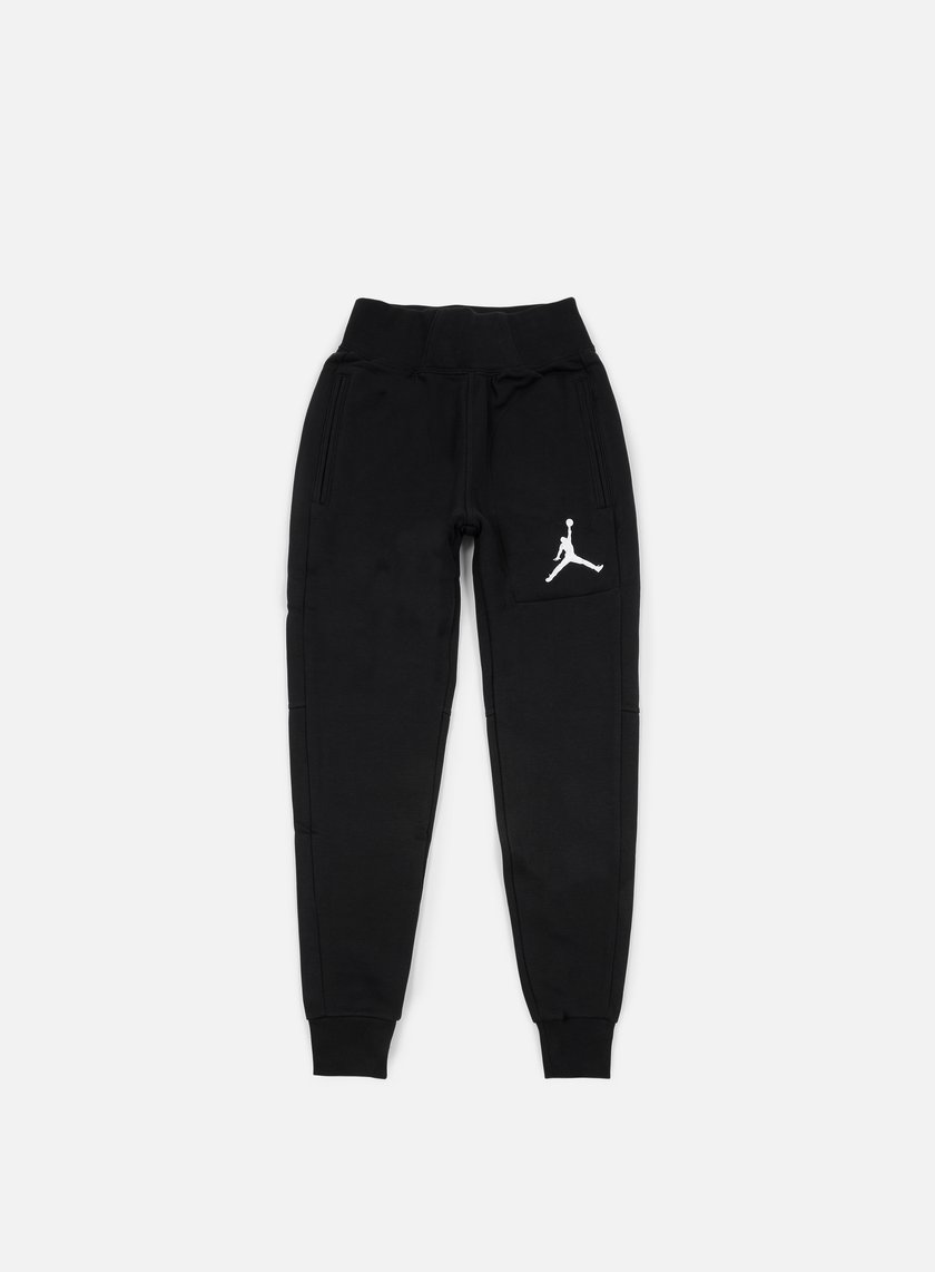 Jordan - The Varsity Sweatpants, Black/White