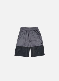Jordan - Wings Blackout Short, Dark Grey/Black