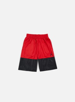 Jordan - Wings Blackout Short, Gym Red/Black 1