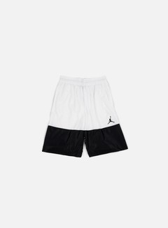 Jordan - Wings Blackout Short, White/Black 1