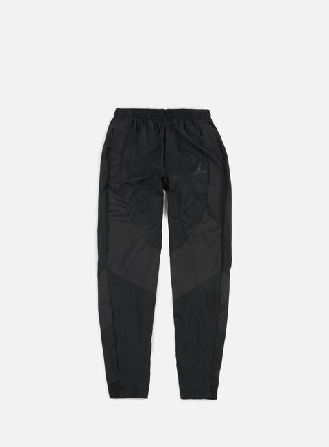 pantaloni jordan wings muscle pant black black