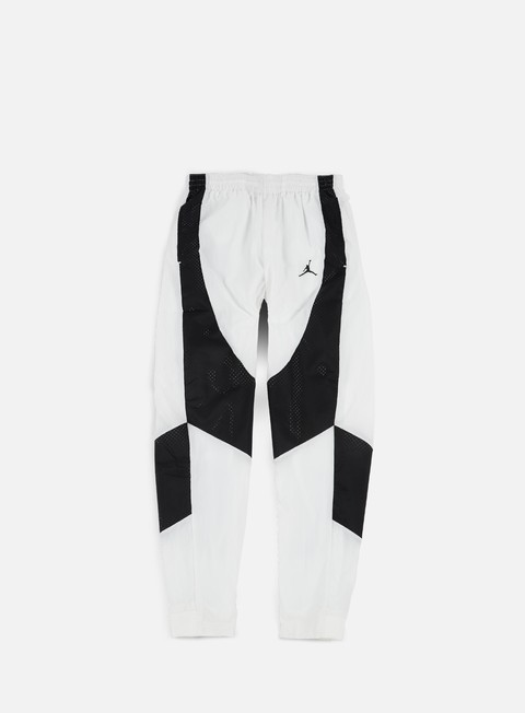 pantaloni jordan wings muscle pant summit white black