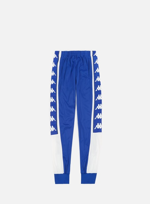 pantaloni kappa 222 banda alen sport pants blue royal white