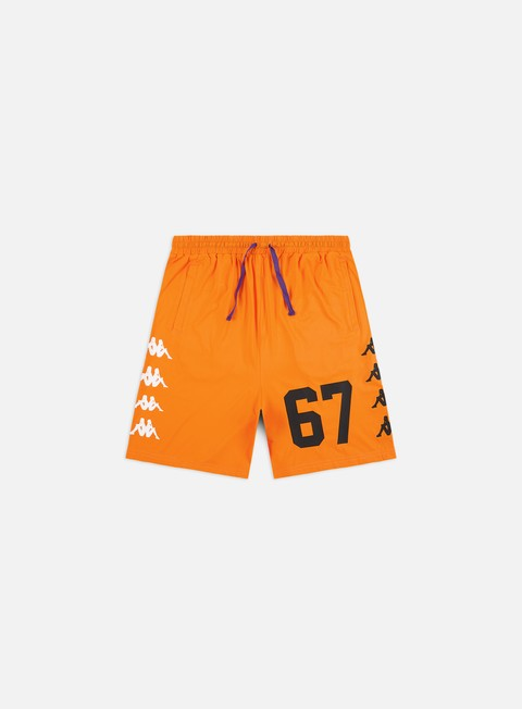 Outlet e Saldi Pantaloncini Corti Kappa Authentic Barzok Shorts