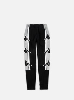 Kappa - Kontroll Big Omni Pant, Black/Grey Silver 1