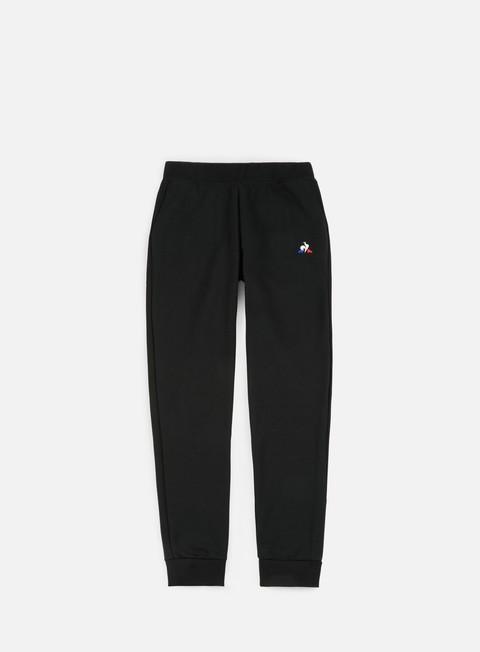 pantaloni le coq sportif ess regular n 1 pant black