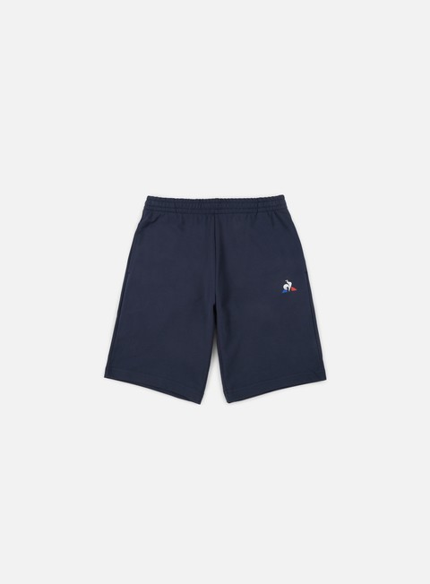 pantaloni le coq sportif ess regular n1 short dress blues