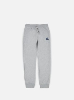 Le Coq Sportif - Essential Tapered Pant, Light Heather Grey 1