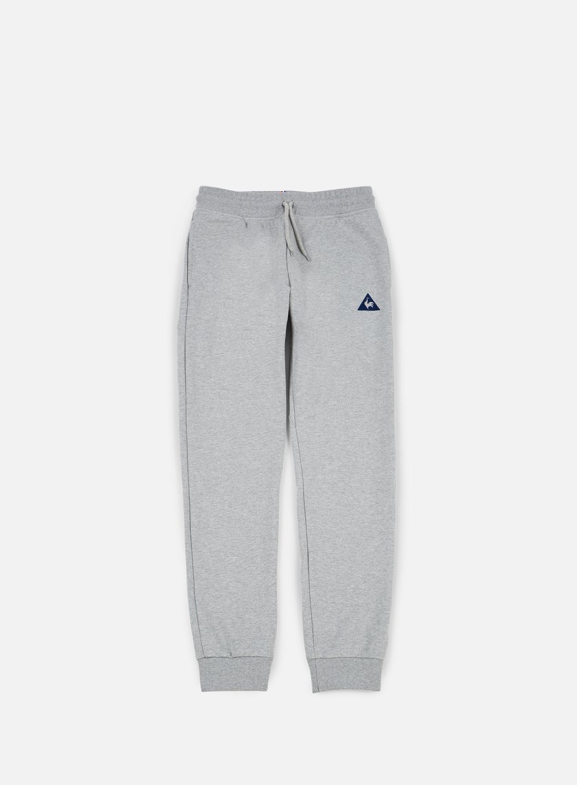 Le Coq Sportif - Essential Tapered Pant, Light Heather Grey