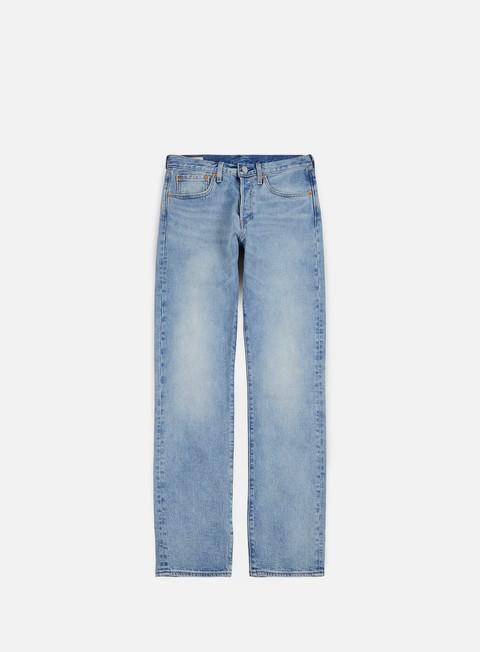 pantaloni levi s 501 original fit pant fauxhawk