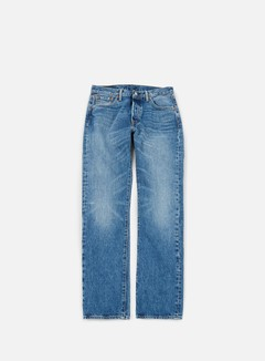 Levi's - 501 Original Fit Pant, Medium Stone Washed/Blue