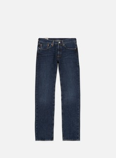 Levi's - 501 Skinny Pant, Blue Warp