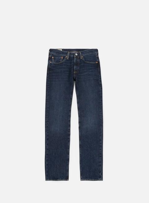 pantaloni levi s 501 skinny pant blue warp