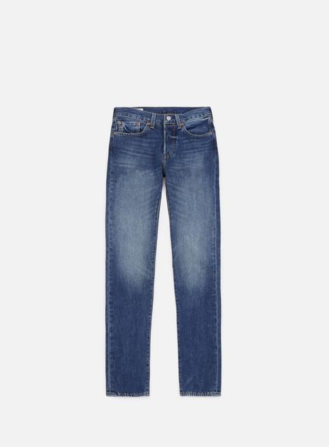pantaloni levi s 501 skinny pant bubbles
