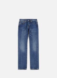 Levi's - 501 Skinny Pant, Saint Mark/Med Indigo