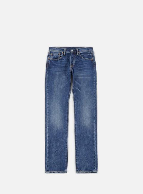 pantaloni levi s 501 skinny pant saint mark med indigo