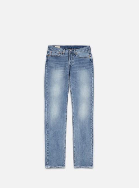 Outlet e Saldi Pantaloni Lunghi Levi's 501 Skinny Pant