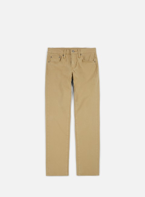 pantaloni levi s 511 slim fit pant harvest gold bi str