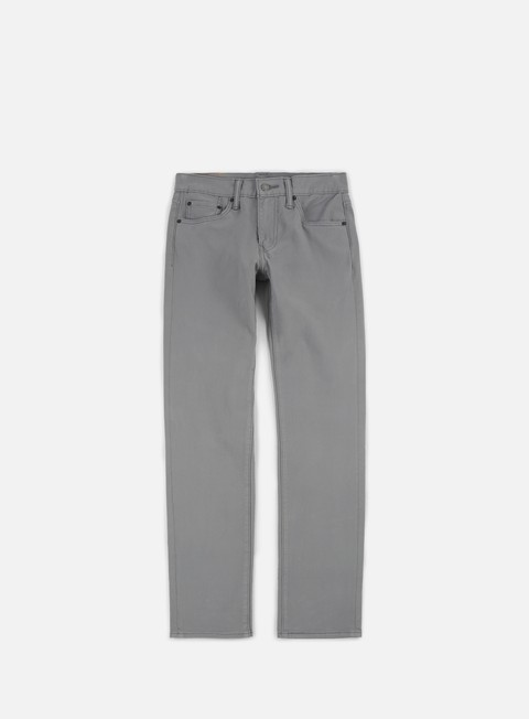 pantaloni levi s 511 slim fit pant steel grey bi str