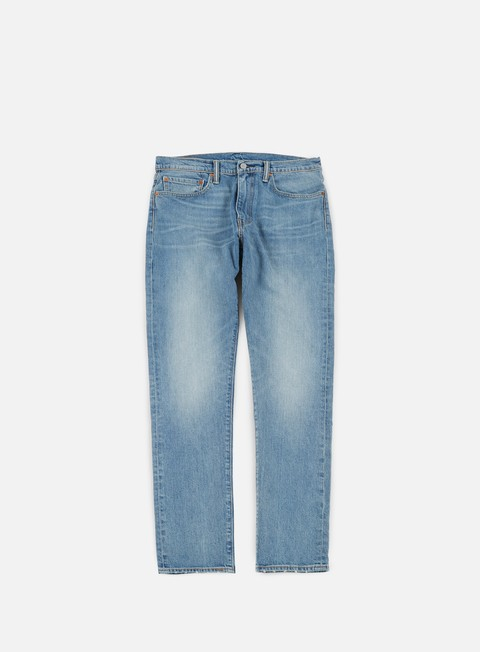 pantaloni levi s 512 slim taper fit pant jukebox med indigo