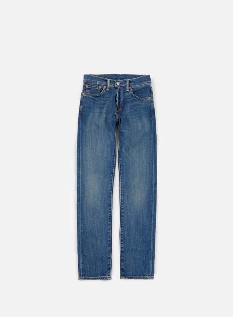 pantaloni levi s 512 slim taper fit pant ludlow bom correct