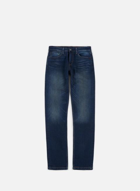 pantaloni levi s 512 slim taper fit pant roth dark indigo