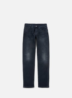 Levi's - 512 Slim Taper Fit Pant, Steinway/Light Indigo 1