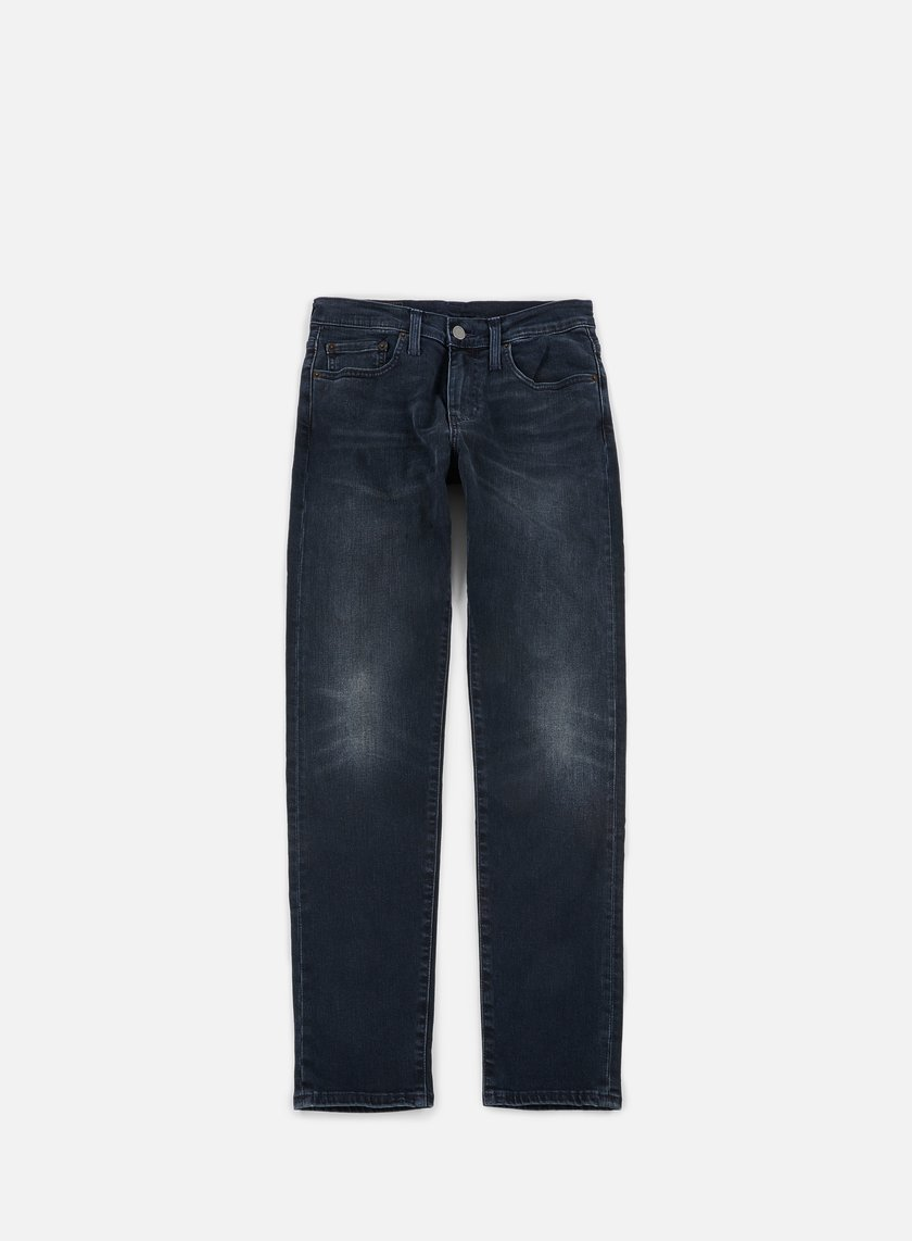 Levi's - 512 Slim Taper Fit Pant, Steinway/Light Indigo